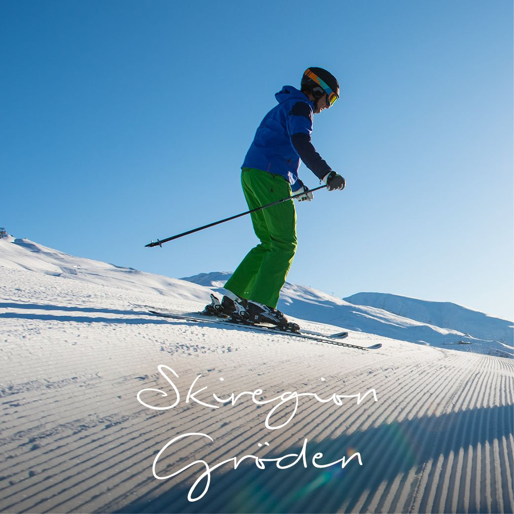 Skiregion Gröden