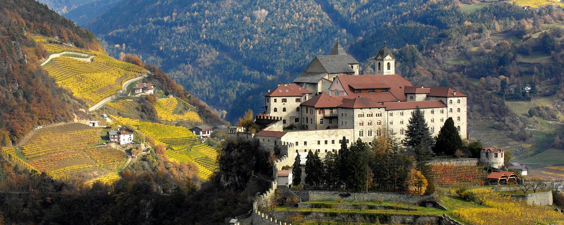 Kloster Säben Klausen Südtirol