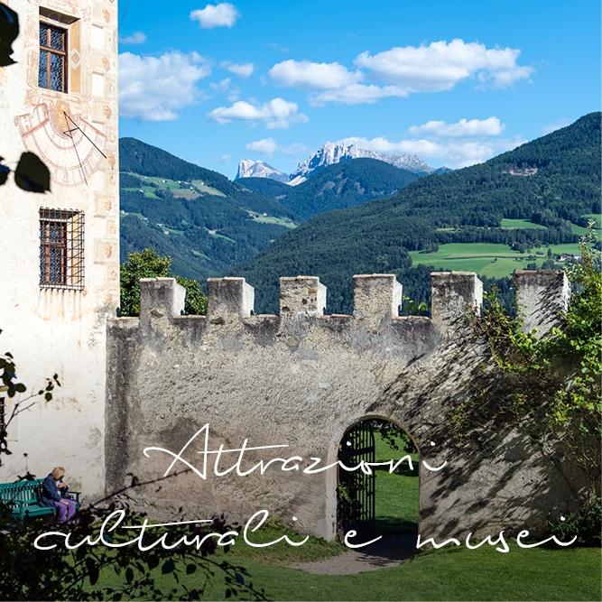 Attrazioni culturali e musei
