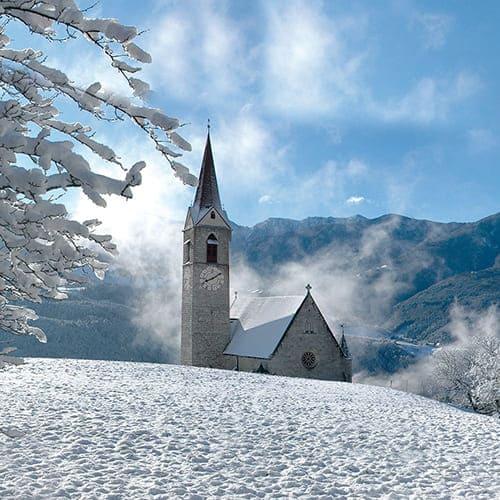 Langlaufen in Südtirol - Laitacherhof in Klausen