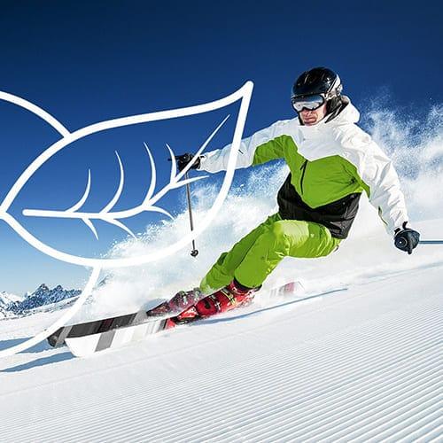 Skifahren in Südtirol - Laitacherhof in Klausen