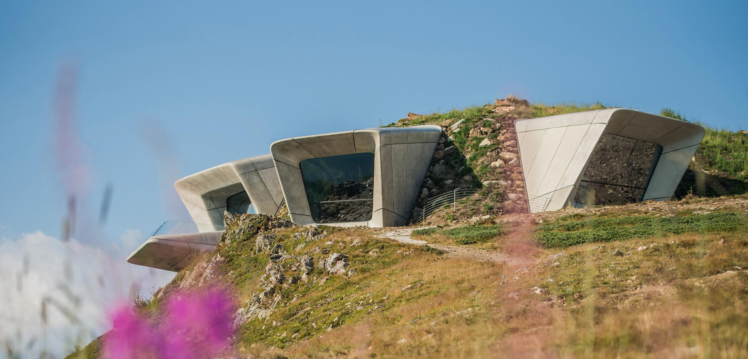 MMM - Mountain Messner Museum in Südtirol